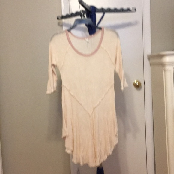 Free People Tops - Free people tunic great w leggings or as a dress